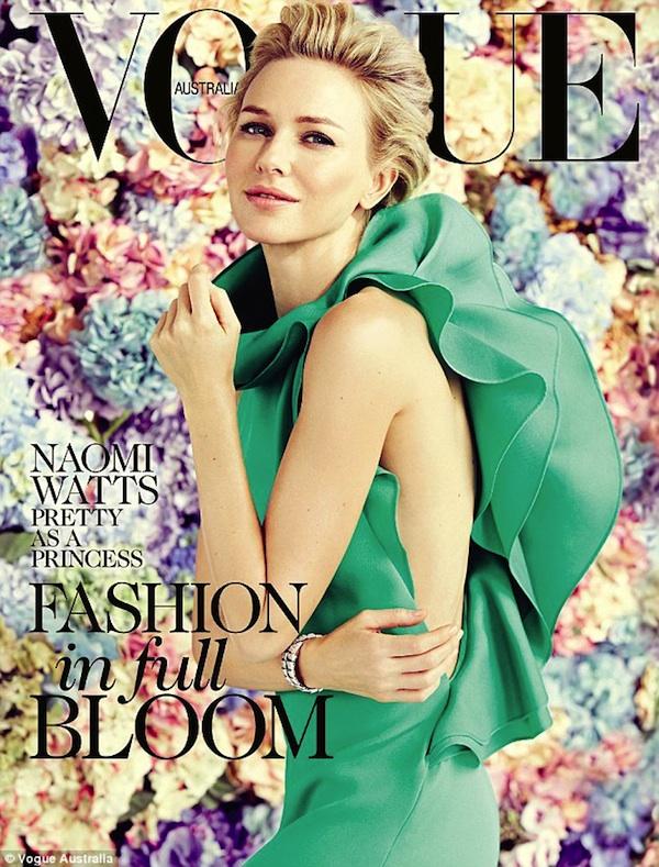"""116 Modni zalogaj: Naomi Watts za """"Vogue Australia"""""""