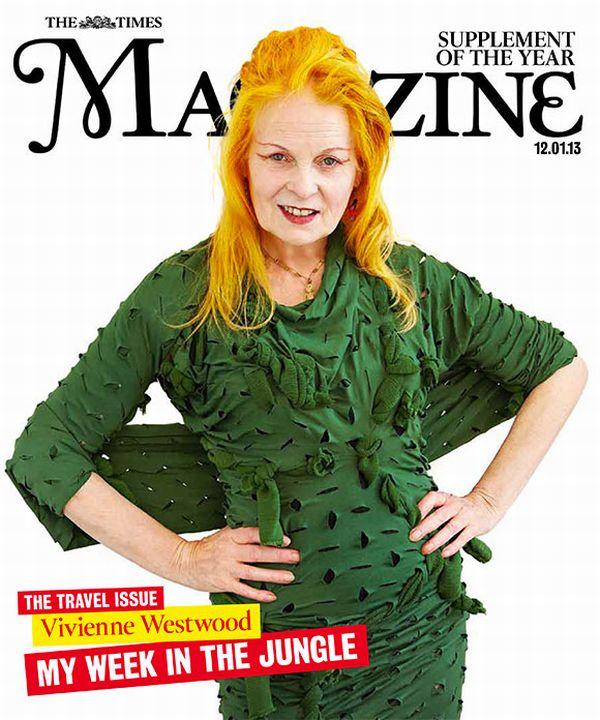 125 Modni zalogaj: Vivienne Westwood spasava prašume!