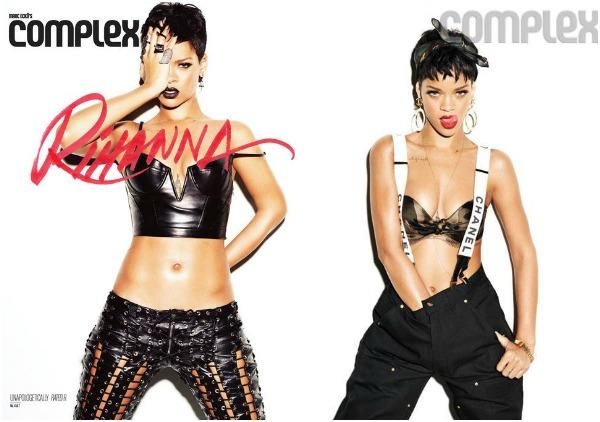 132 Modni zalogaj: Rihanna na sedam naslovnih strana!