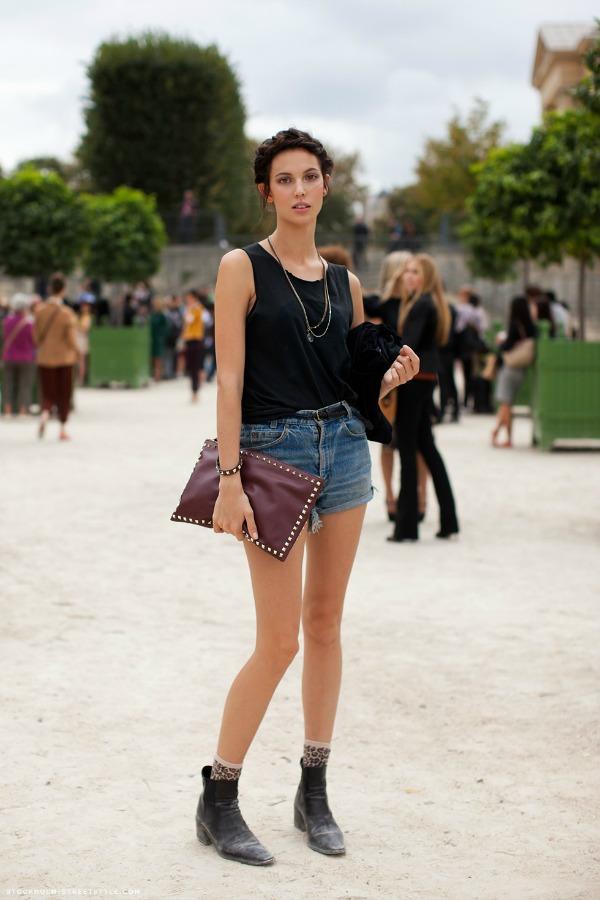 140 Street Style: Ruby Aldridge