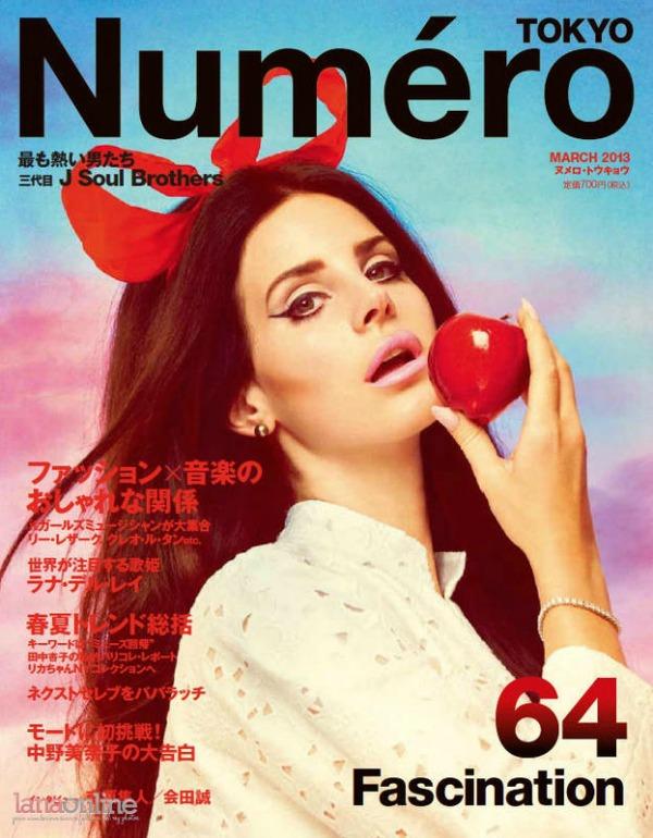 """148 Modni zalogaj: Lana del Rey za """"Numero Tokyo"""""""