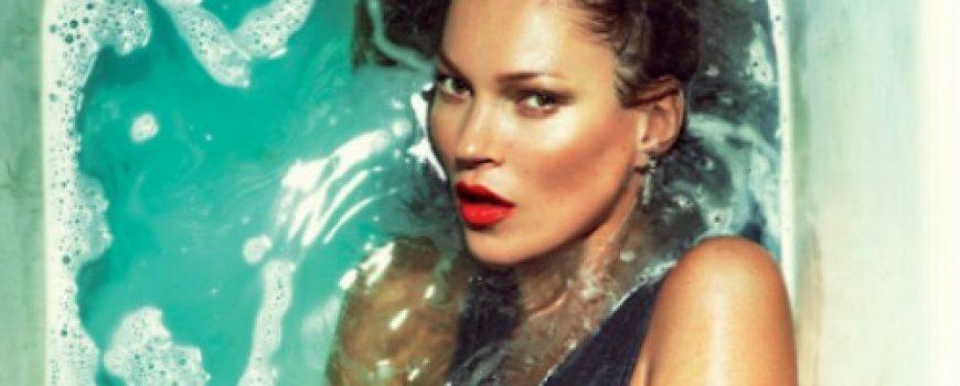 Modni zalogaj: Kate Moss kao od majke rođena!