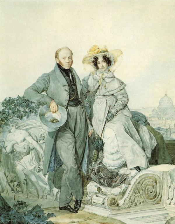 158 Istorija mode: Romantizam