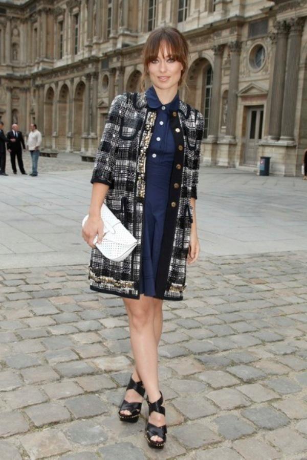 2.15 Street Style: Olivia Wilde