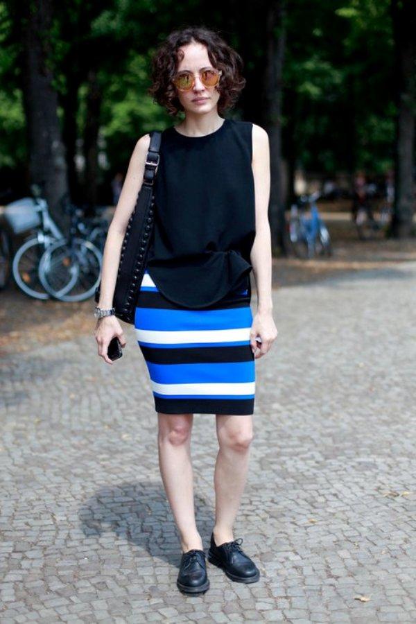 2.3 Street Style: Valentina di Pinto