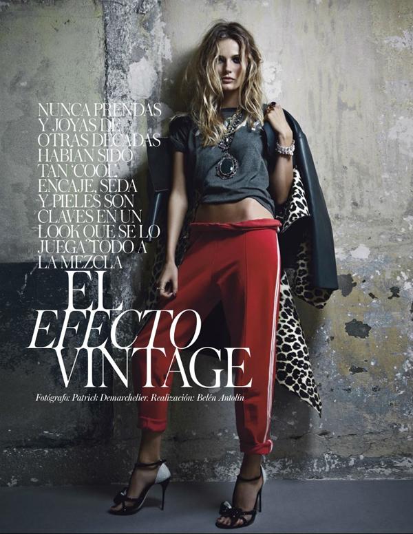 """217 """"Vogue Spain"""": Urbano i izazovno"""