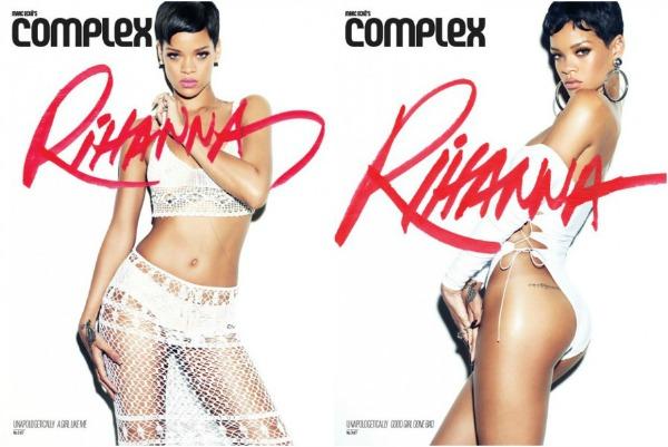 226 Modni zalogaj: Rihanna na sedam naslovnih strana!