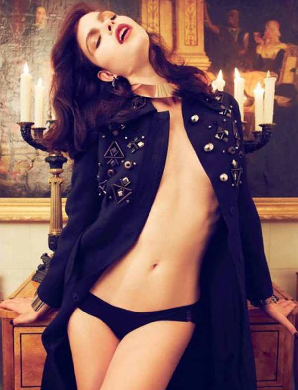 """227 """"Luxure Magazine"""": Zanosne brinete"""