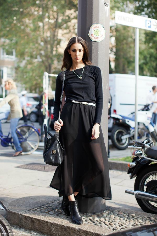 232 Street Style: Ruby Aldridge