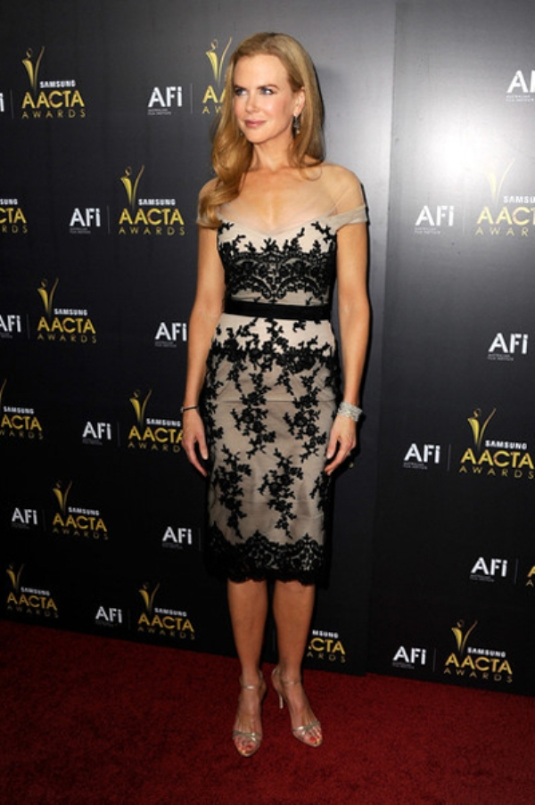 3.11 10 haljina: Nicole Kidman