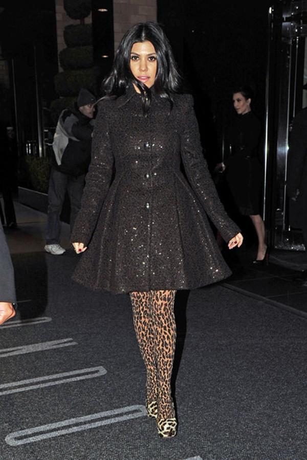 3.17 Sve modne hrabrosti: Kourtney Kardashian