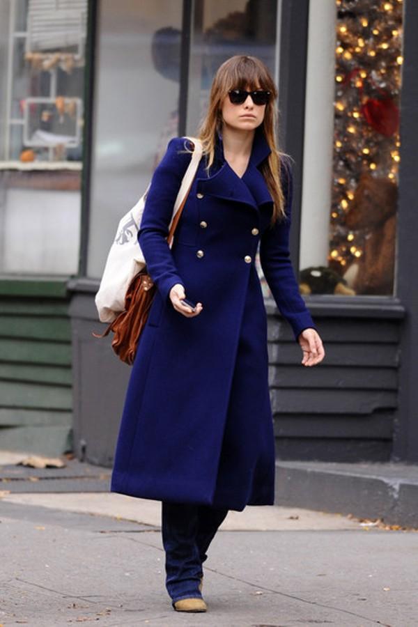 3.18 Street Style: Olivia Wilde