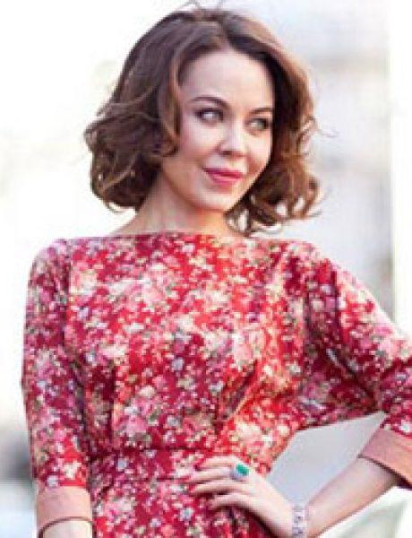 10 odevnih kombinacija: Ulyana Sergeenko