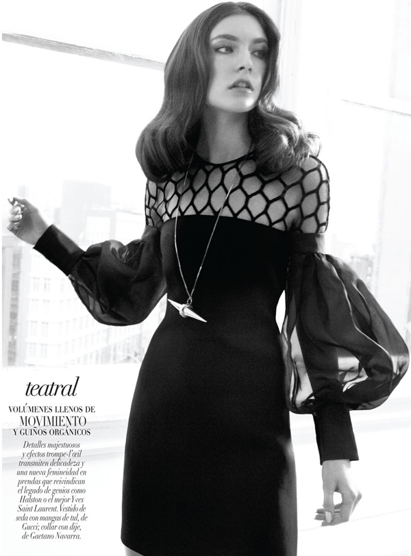 "311 ""Vogue Latin America"": Retro stil"