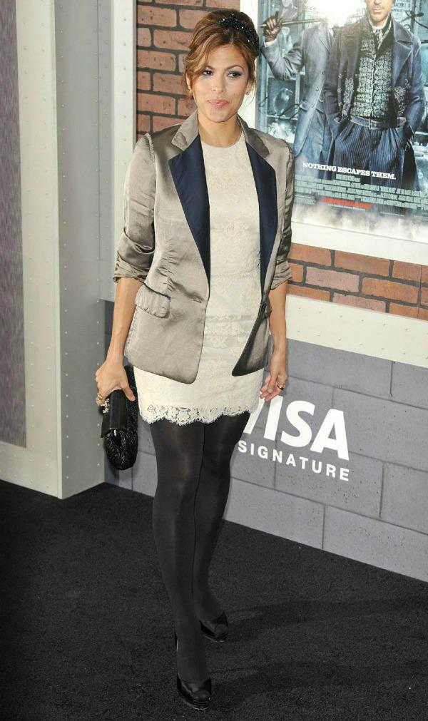 39 10 odevnih kombinacija: Eva Mendes