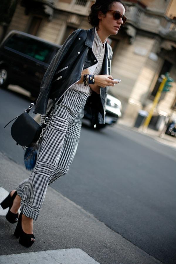 4. Street Style: Valentina di Pinto