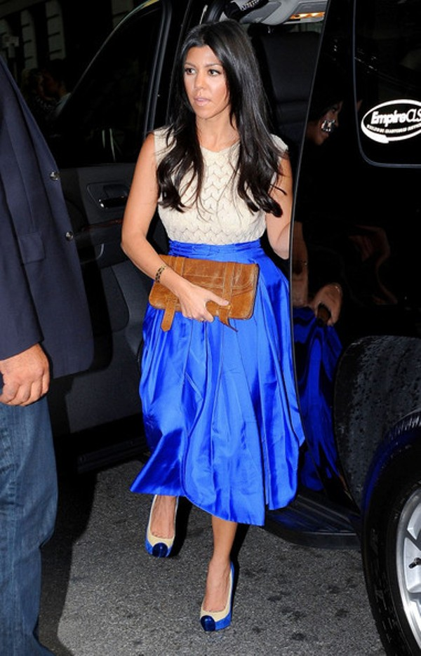 4.11 Sve modne hrabrosti: Kourtney Kardashian