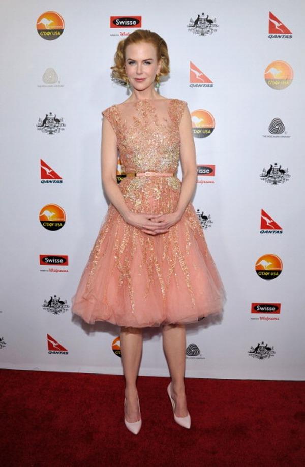 4.6 10 haljina: Nicole Kidman