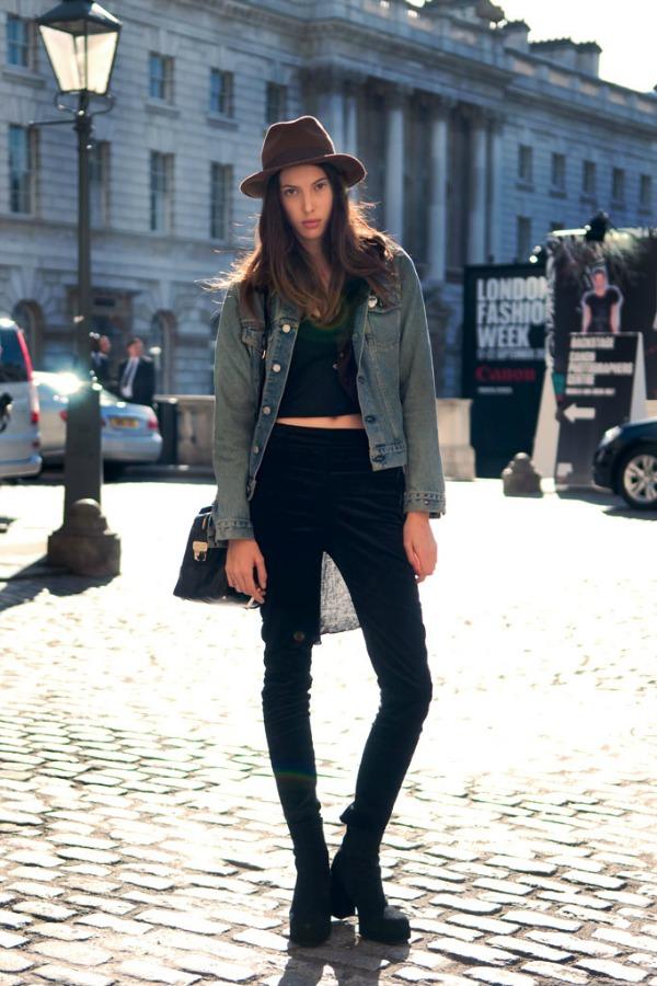 423 Street Style: Ruby Aldridge
