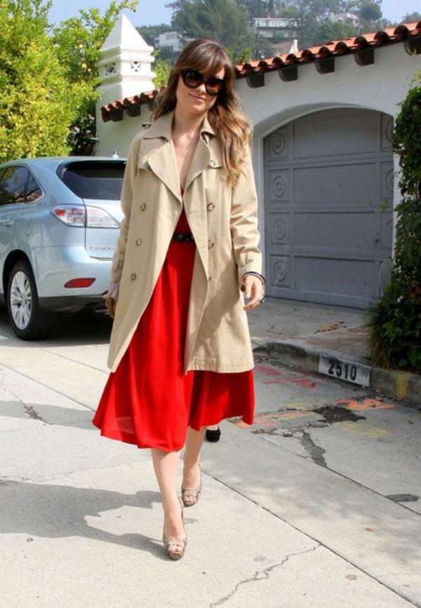 5.15 Street Style: Olivia Wilde