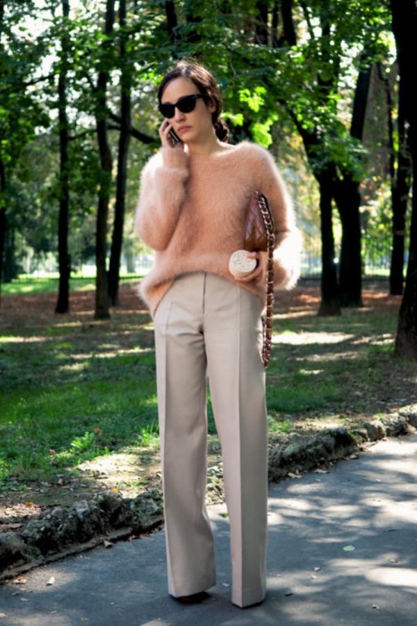 5.2 Street Style: Valentina di Pinto