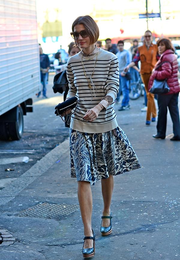 5.3 Street Style: Konca Aykan