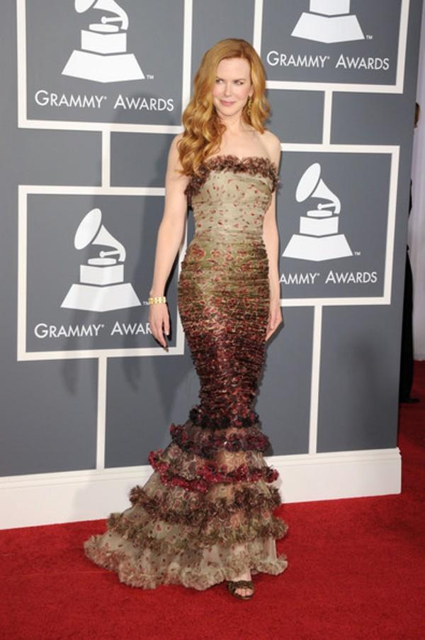 5.9 10 haljina: Nicole Kidman