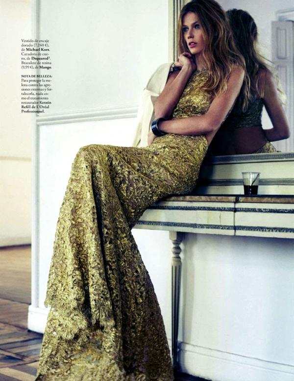 "5 ""Elle Spain"": Prelepa Masha"