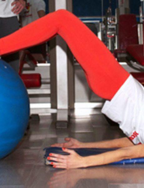 Wannabe Fit: Oblikuj se seksi – vežbe za guzu