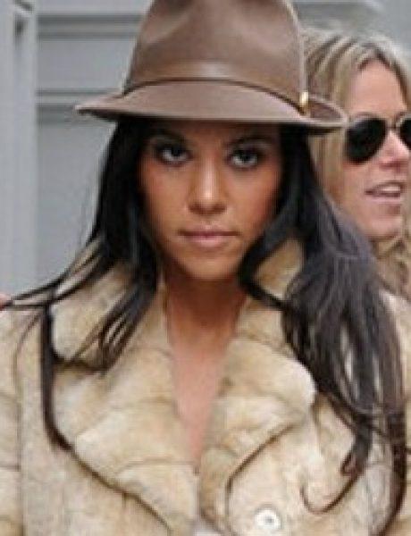 Sve modne hrabrosti: Kourtney Kardashian