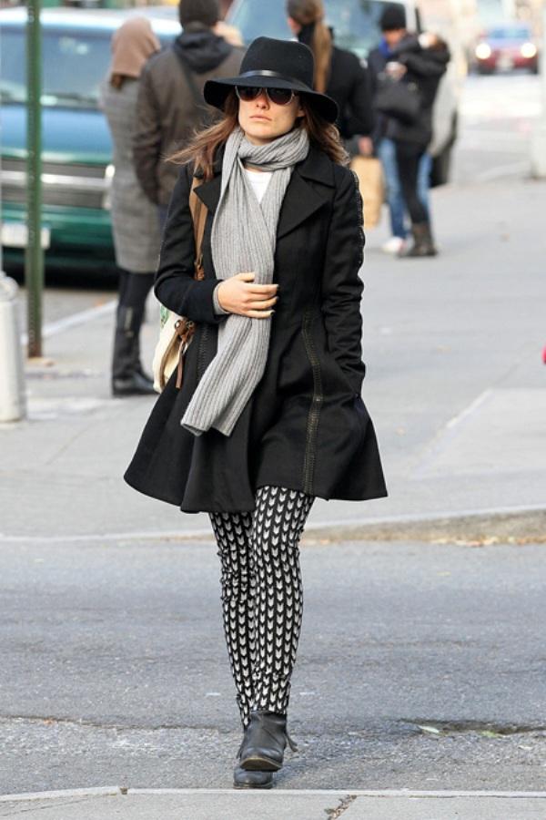 6.13 Street Style: Olivia Wilde