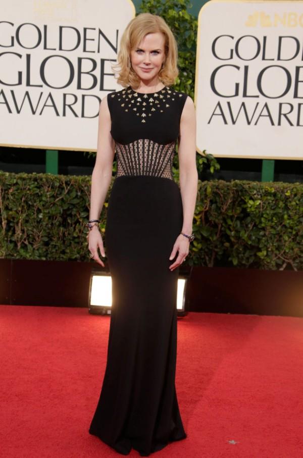 6.7 10 haljina: Nicole Kidman