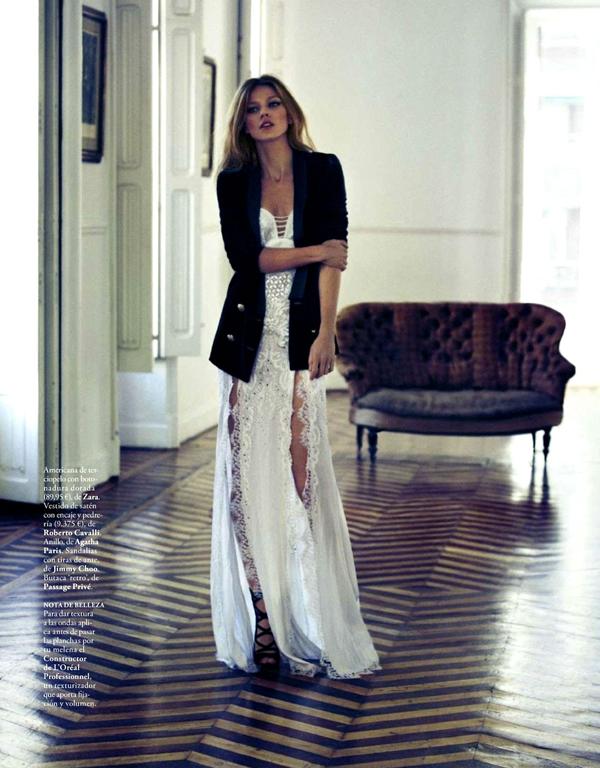 "6 ""Elle Spain"": Prelepa Masha"