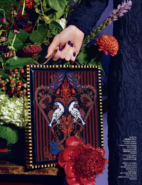 "613 ""Harper's Bazaar Korea"": Barokna ljubav"