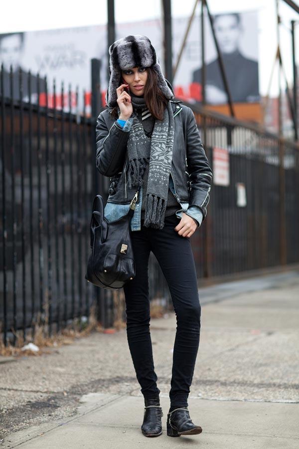 614 Street Style: Ruby Aldridge