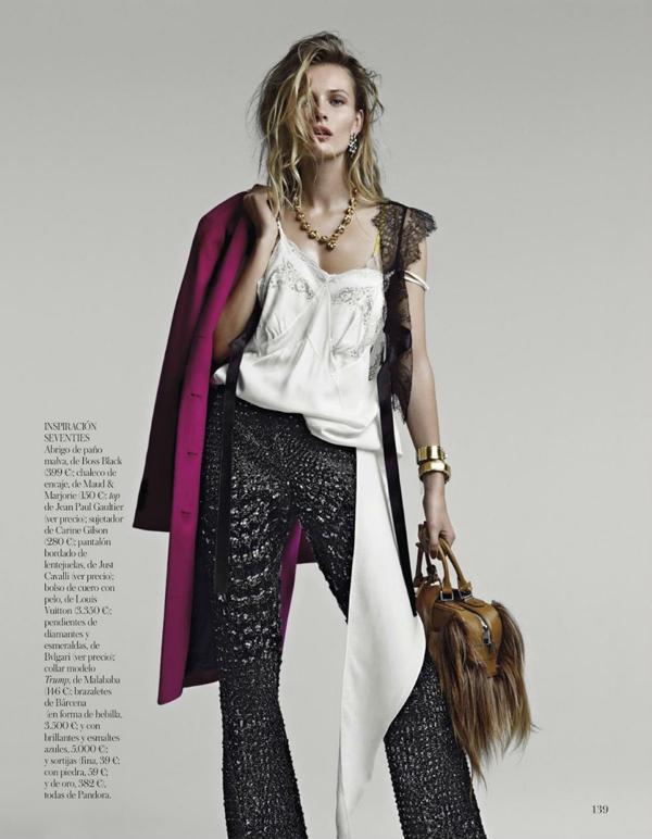 """67 """"Vogue Spain"""": Urbano i izazovno"""