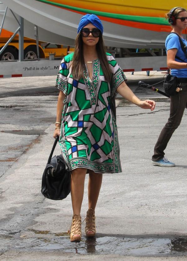 7.13 Sve modne hrabrosti: Kourtney Kardashian