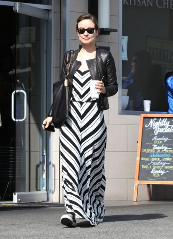 7.14 Street Style: Olivia Wilde