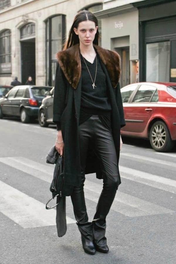 710 Street Style: Ruby Aldridge