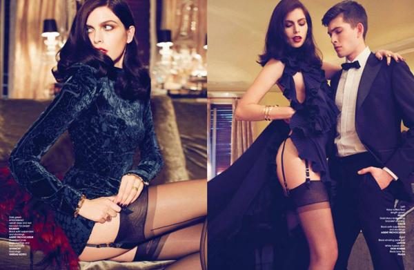 """79 """"Luxure Magazine"""": Zanosne brinete"""