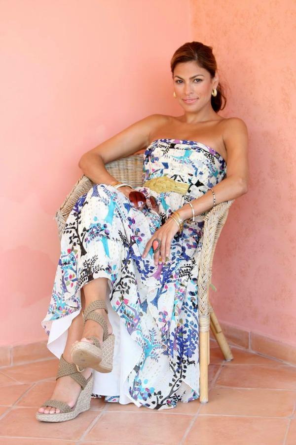 82 10 odevnih kombinacija: Eva Mendes