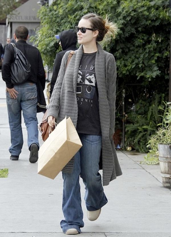 9.16 Street Style: Olivia Wilde