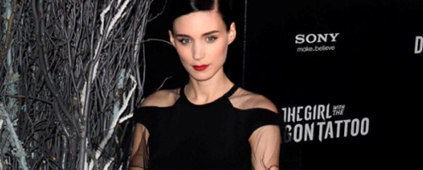 10 haljina: Rooney Mara