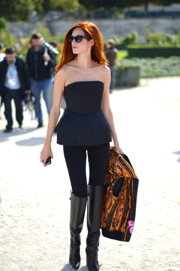 9.7 Street Style: Taylor Tomasi Hill