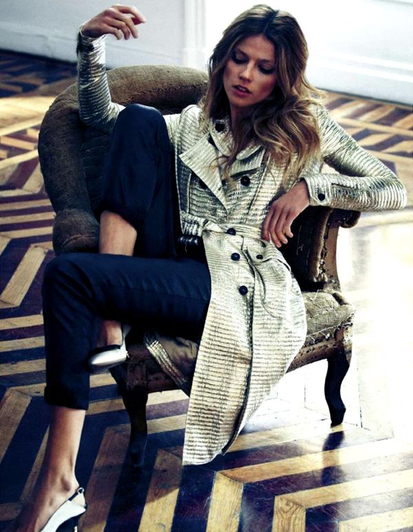 "9 ""Elle Spain"": Prelepa Masha"