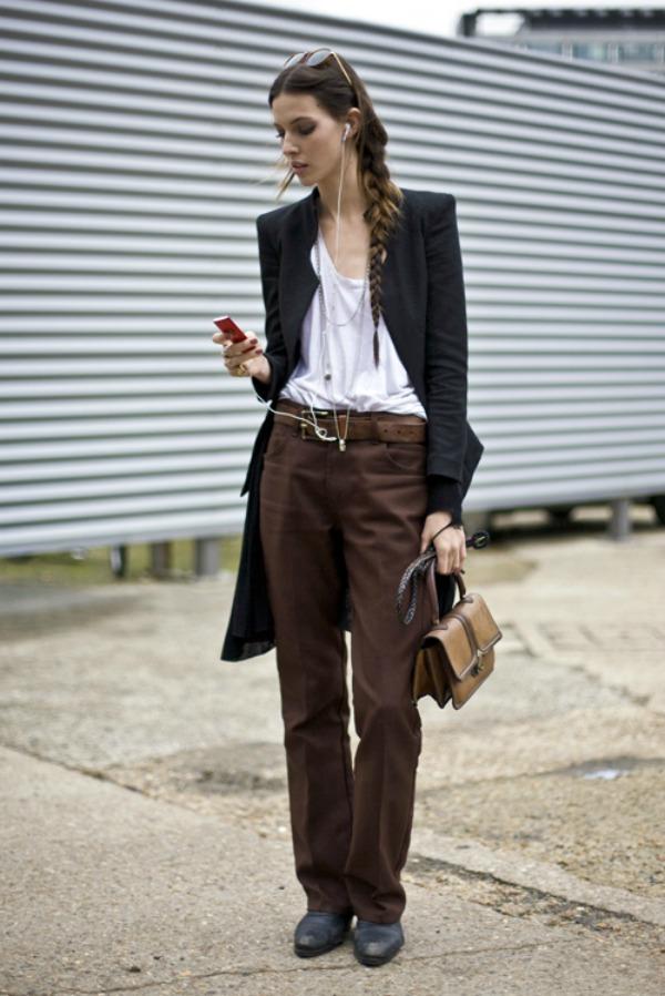 99 Street Style: Ruby Aldridge