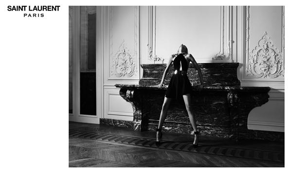 Anja Rubik Saint Laurent 3 Saint Laurent: Anja Rubik kakvu volimo