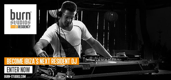 BurnStudios rezidentura 1 Počinje Burn Studios takmičenje za DJ rezidenturu na Ibici!