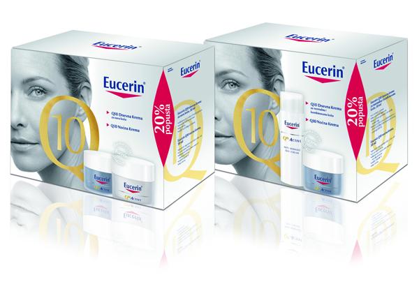 Eucerin Q10 kutija 3D Beauty proizvod dana: Eucerin Q10