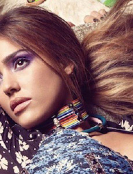 Celebrity stil dana: Jessica Alba